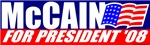 McCain for President 2008 T-shirts & Gifts