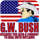 President G.W. Bush T-shirts, Apparel and Gear