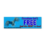Military and Support The Troops Bumper Stickers
