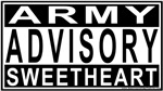 U.S. Army Sweetheart Advisory T-shirts & Gifts