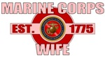 Marine Corps Wife Pro Military Merchandise