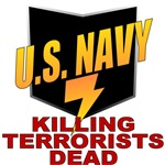 U.S. Navy Kills Terrorists Dead