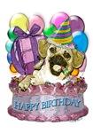 Puggle Birthday