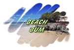 Beach Bum - t-shirt and gifts