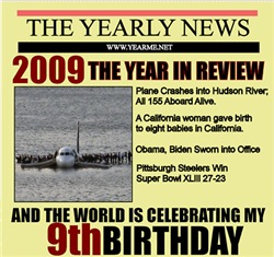 9 birthday