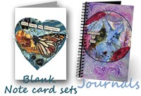 Stationary, Note Cards, Journals, Notebooks