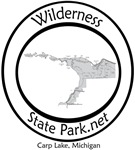 Wilderness State Park, Carp Lake Michigan