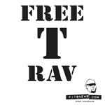 Free T-Rav Stencil