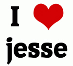 I Love jesse