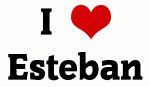 I Love Esteban
