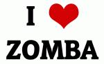 I Love ZOMBA