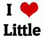 I Love Little
