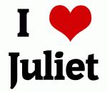 I Love Juliet