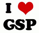 I Love GSP
