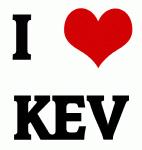 I Love KEV