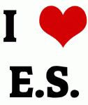 I Love E.S.