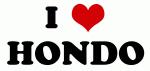 I Love HONDO