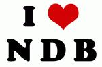 I Love N D B