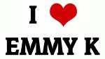 I Love EMMY K