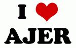 I Love AJER