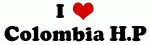 I Love Colombia H.P