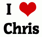 I Love Chris