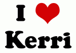 I Love Kerri