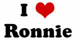 I Love Ronnie