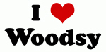 I Love Woodsy