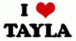 I Love TAYLA