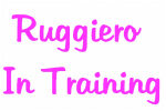 Ruggiero  In Training
