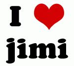 I Love jimi