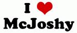 I Love McJoshy