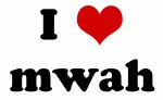 I Love mwah