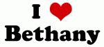 I Love Bethany