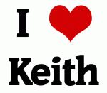 I Love Keith