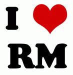 I Love RM
