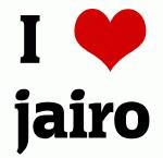 I Love jairo