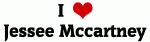 I Love Jessee Mccartney