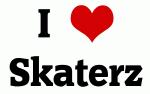 I Love Skaterz