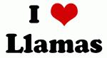 I Love Llamas