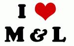 I Love M & L
