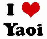 I Love Yaoi
