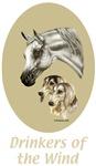 Saluki and Arabian Horse items