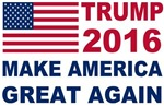 Trump 2016 Make it great again