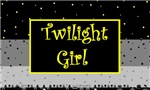 Twilight girl yellow print