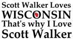 Scott Walker loves Wisconsin