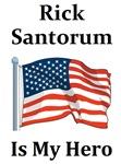 Rick Santorum is my hero