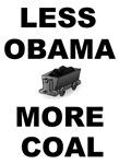 Less Obama More Coal