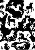Unicorn White, Unicorn Black